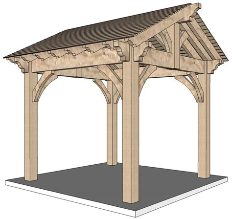 What To Expect Start To Finish Diy Timber Frame Pergola Timber Frame Pergola Plans