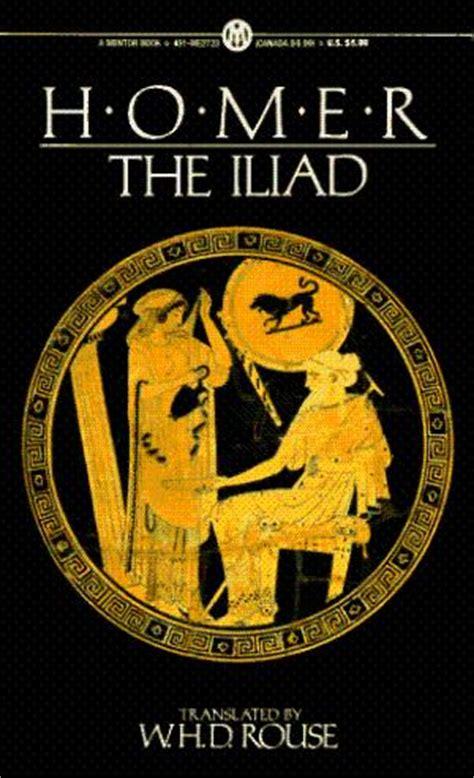 The Iliad By Homer iliad by homer abebooks