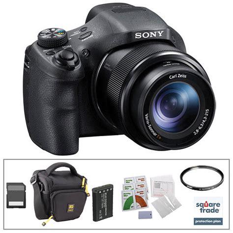 Kamera Dslr Sony Hx300 sony cyber dsc hx300 digital deluxe kit b h photo