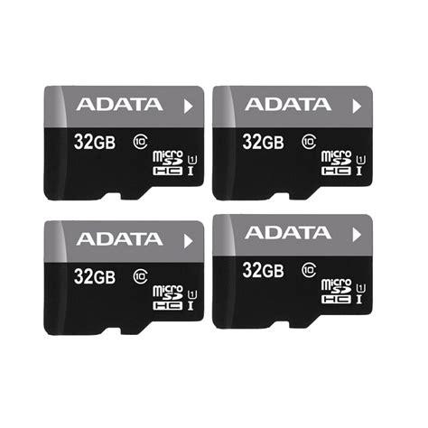 Micro Sd Adata adata micro sd kort 32gb minnekort smartevarer no