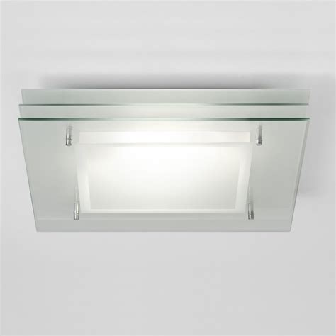 Square Bathroom Ceiling Light Astro Lighting Plaza Square 0570 Bathroom Ceiling Light
