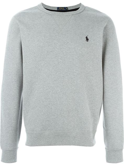 Crewneck Polos polo crewneck sweatshirt fashion ql