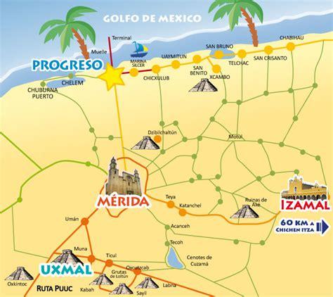 progreso mexico map progreso vacation rentals yucatan mexico
