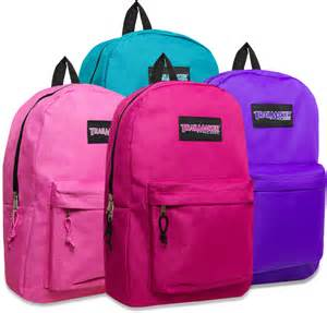 Wholesale Outdoor Patio Furniture by Wholesale Trailmaker 17 Inch Classic Backpack Girls Sku