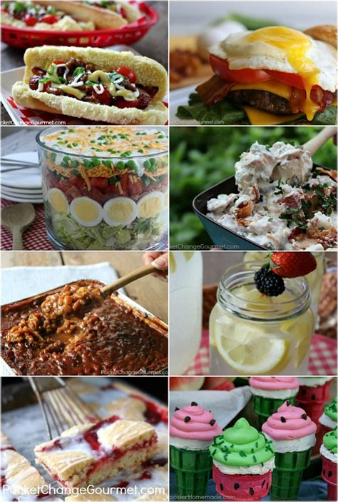 4th of july picnic recipes pocket change gourmet