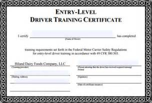 sample training certificate template 16 documents in