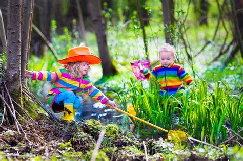 6 classic outdoor activities for children with autism