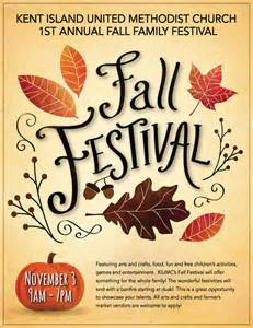 Fall Festival Flyer Templates Free by Jimondo Fall Festival Flyer