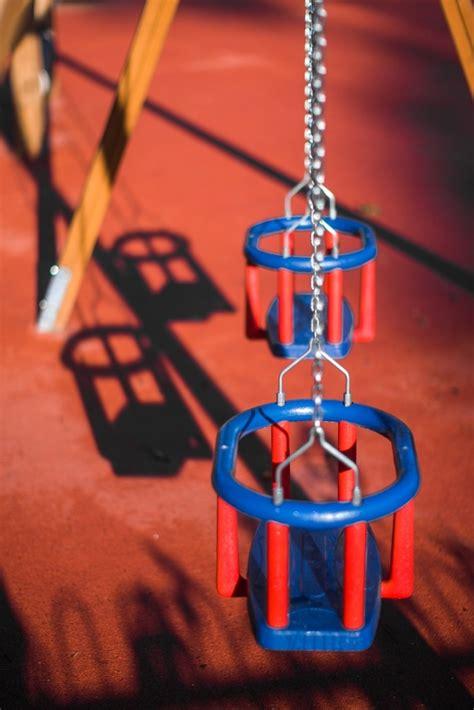 swing de 4 swing seat cradle seat swings playground equipment