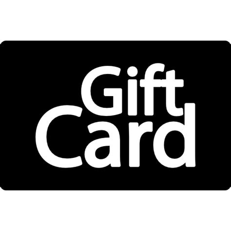 Gift Card Icon Png - gift card logo free logo icons