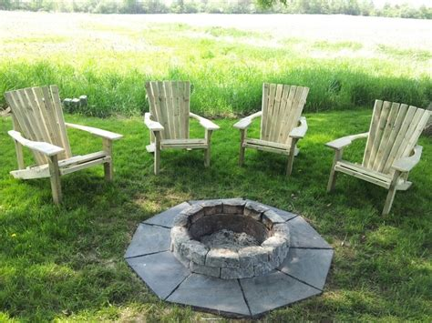 firepit chairs pit chairs diy 187 design and ideas