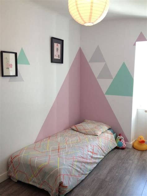 triangle bedroom design 25 best ideas about triangle wall on pinterest