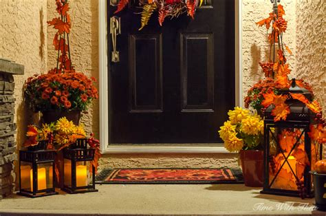 fall home decorating ideas quick and simple 183 storify testing and old porch ceilings blue for painting stairway