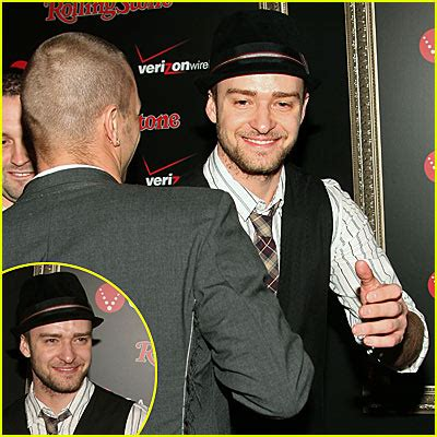 K Fed Meets Justin Timberlake by 2007 February 10 Just Jared