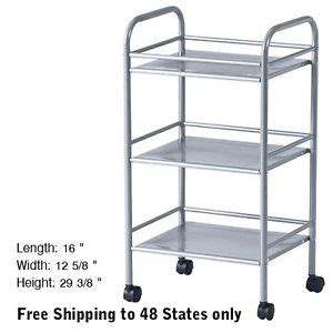ikea cart with wheels kitchen bathroom open rack trolley rolling shelving shelf