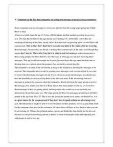 Comment Schreiben Muster Beispiel Comment Schreiben Im Fach Englisch Schulhilfe De