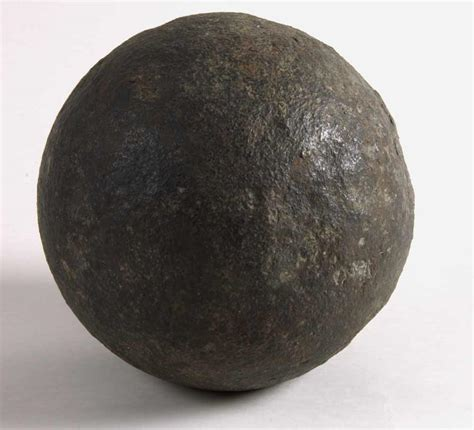 cannon ball cannon ball from hms conway 19th century peoples