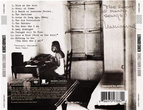 best leonard cohen covers marianne autographs iconic back cover of leonard cohen