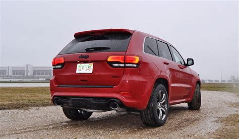 Review 2015 Jeep Grand Rainy Drive Review 2015 Jeep Grand Srt On