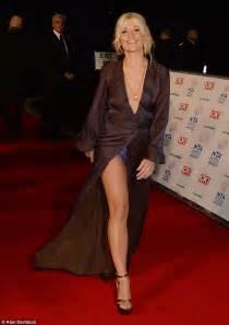 Wedding Shoes Hamilton National Television Awards 2014 Eastenders Rachel Wilde