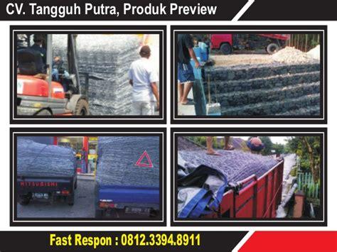 Fast Respon bronjong pabrikan bronjong sni fast respon 0812 3394 8911