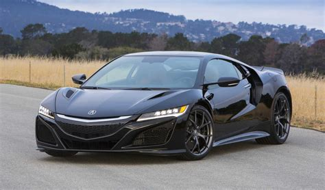 2016 ecbg acura nsx specs review and photos autofluence