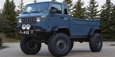 jeep truck concept six times jeep teased us with a pickup truck concept