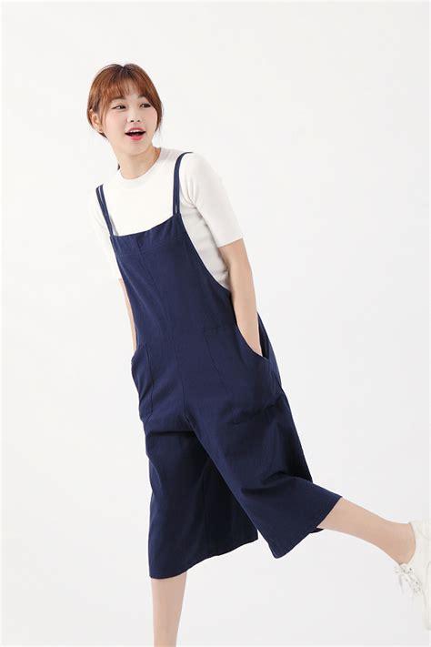 Jumpsuit Jpn tokyo fashion womens wide leg jumpsuit japanese korean fashion ebay