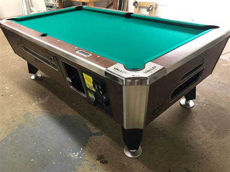 7 bar pool table sold 7 bar pool tables used coin operated bar pool