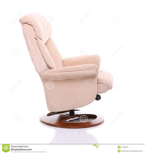 free recliner chairs suede fabric recliner chair royalty free stock photography
