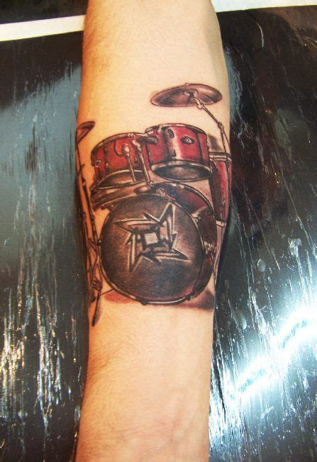 drummer tattoos 25 best ideas about drum on small