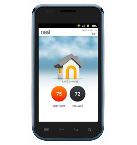 nest app for android nest mobile android app iphone app updates nest