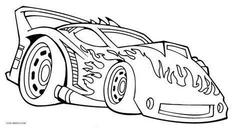 Free Coloring Pages Hot Wheels Cars | printable hot wheels coloring pages for kids cool2bkids