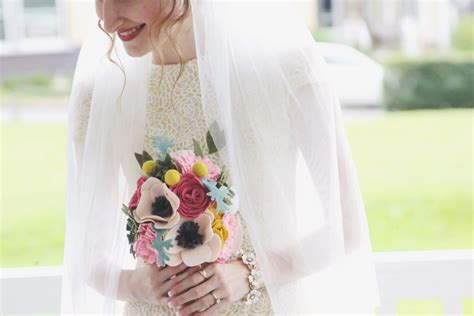Wedding Bouquet Ideas Without Flowers by Wedding Bouquet Ideas Without Flowers Emmaline