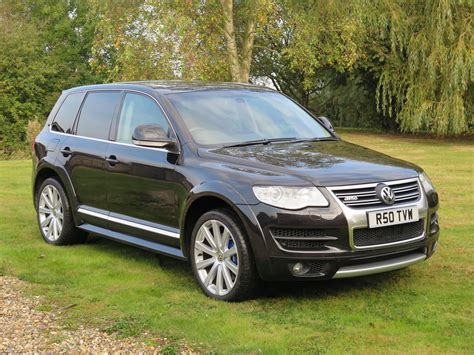 Used 2008 Volkswagen Touareg R50 For Sale In Suffolk