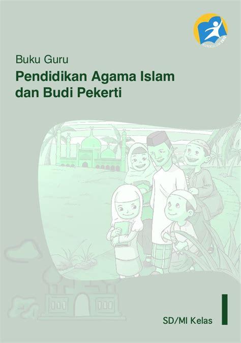 Psikologi Pembelajaran Pendidikan Agama Islam 1 agama islam buku guru