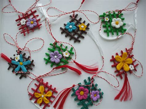 Handmade La - pin martisoare handmade on