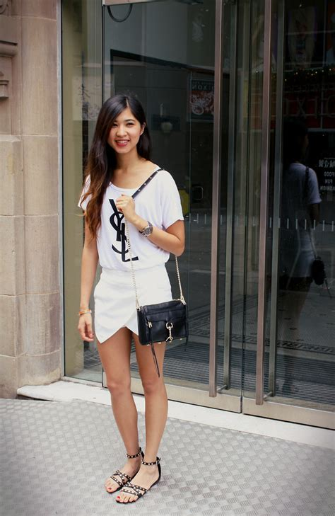hazel  yves saint laurent ysl tee melbourne botique