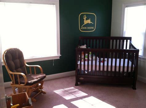 Baby Boy S John Deere Room John Deere Baby Stuff Deere Room