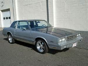1985 monte carlo cars for sale