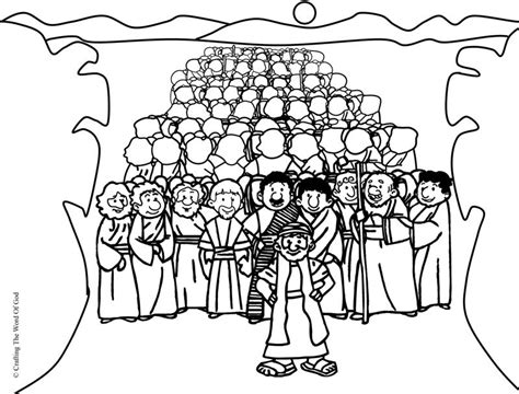 Coloring Pages Parting Of The Red Sea Coloring Pages For Parting Of The Sea Coloring Page