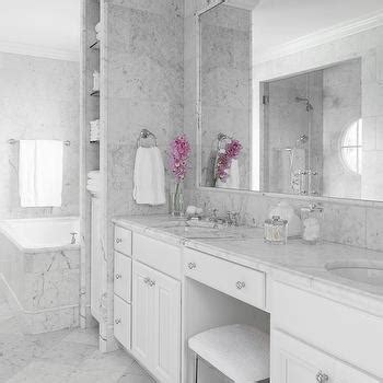 Bianco Venatino Marble Design Ideas