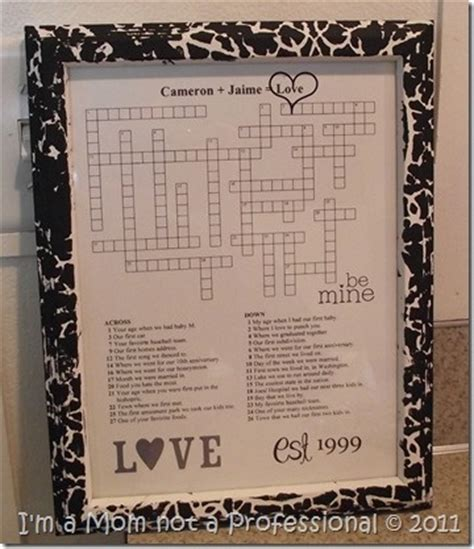 valentines day gifts for him crossword puzzle book valentines gifts for him valentines gifts for boyfriend or husband books s day activities and ideas saving cent by cent