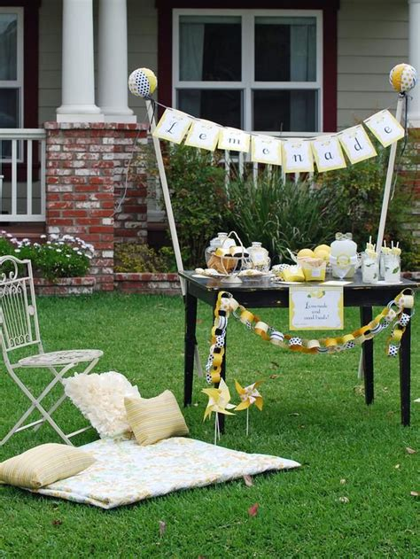 backyard summer party ideas 10 sizzling themes for an outdoor summer party