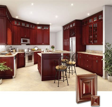 cherry wood kitchen cabinets kitchen cabinets cherry stain interior design inspiration