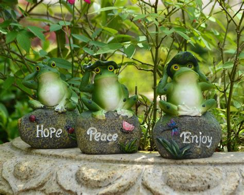Frog Garden Decor Frog Garden Decor Frog Garden Decor Reviews Shopping Frog Garden Decor Outdoor Garden