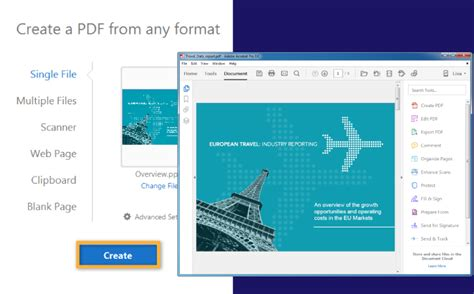 construct 2 tutorial ebook create a pdf file from word excel or a website in adobe