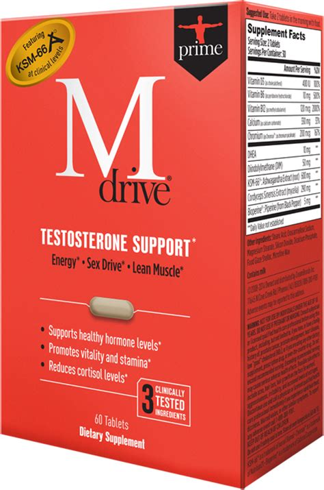 m drive supplement mdrive naturally increase strength stamina and overall