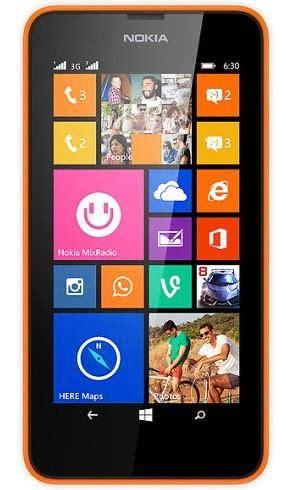 Nokia Lumia Lengkap harga nokia lumia 630 2015 dan spesifikasi lengkap
