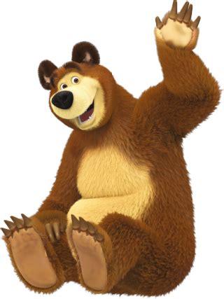 imagenes png masha y el oso 8 personajes de masha y el oso que te encantar 225 n blog argos
